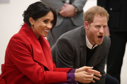 Meghan and Harry on walkabout ban as they fly into riot-hit Morocco