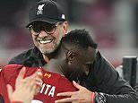 Naby Keita insists he has 'improved a lot' since working with Jurgen Klopp at Liverpool