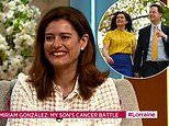 Nick Clegg's wife Miriam Gonzalez Durantez insisted there's much more to life' than politics