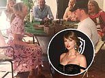 Taylor Swift shows off competitive streak while playing Game Of Thrones-themed game with family