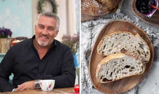 Bake Off's Paul Hollywood's healthy sourdough bread recipe - highly 'beneficial' to slim