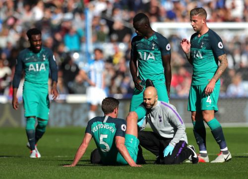 Spurs 'agree' deal to sell Toby Alderweireld to Al-Duhail in Qatar