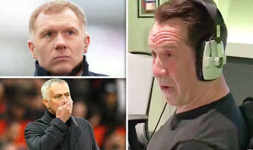 Man Utd news: Paul Scholes SLAMMED by former team-mate over fresh Jose Mourinho comments