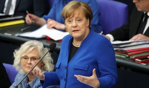 58 hours to save Brexit: Angela Merkel warns EU nations they MUST support extension