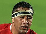 Mako Vunipola to be elevated to the starting front row for the Lions' second Test with South Africa