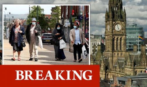 Manchester lockdown: 'Major incident' for 2.8m as COVID-19 cases soar - 'Army on alert'