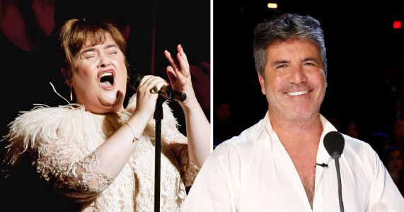 Simon Cowell ropes in Susan Boyle for epic career comeback as she's set to compete on America's Got Talent - for real