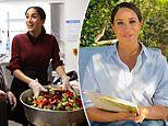 Meghan Markle calls women behind a Grenfell community kitchen from her California home