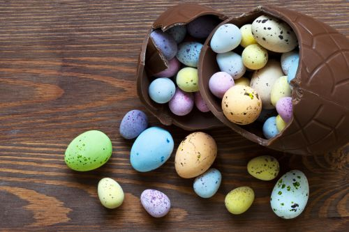 The science putting sustainable chocolate on the Easter menu