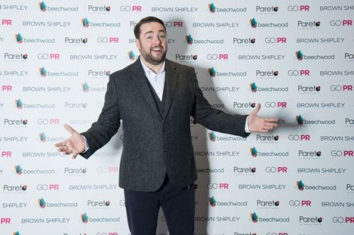 Jason Manford will be locked inside Corrie's Rovers in 60th anniversary event