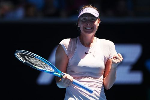 Maria Sharapova retires as the 8th highest-paid tennis player of all time