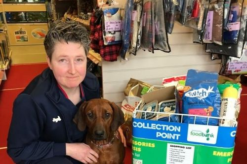 Pet shop ensures Renfrewshire animals will be looked after during lockdown