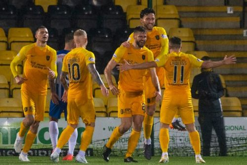 Livingston 3 Kilmarnock 0: Dominant Lions ease to victory as they end winless run