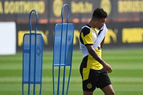 Borussia Dortmund's Sancho transfer deadline could play into Man Utd's hands