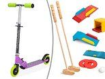The best garden toys for kids revealed