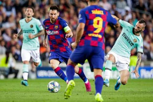 Inter v Barcelona: How to watch Champions League on TV and live stream