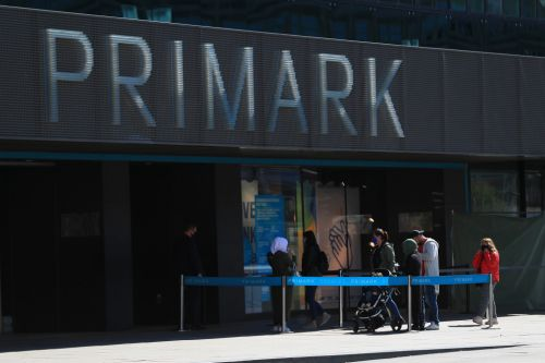 Primark set to reopen all of its store in England on June 15