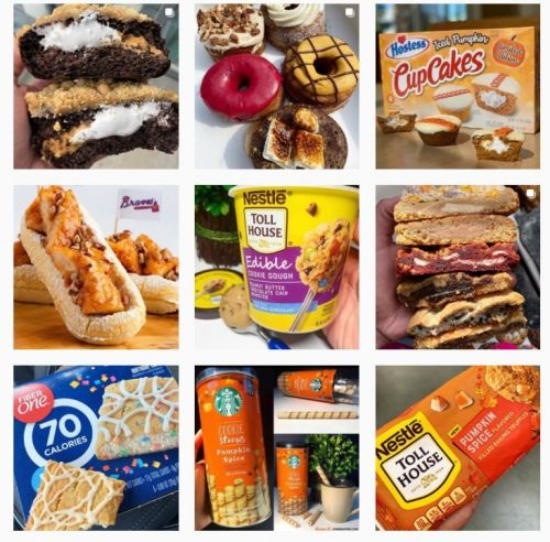 Rise of the snackfluencer: Meet the junk food gods of Instagram