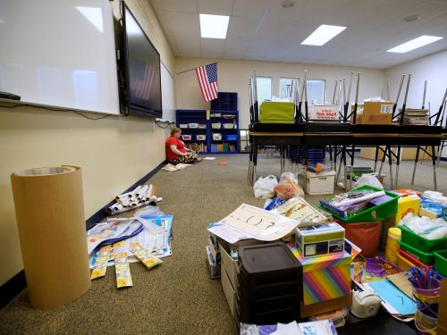 Divorced couples are having a difficult time navigating the back to school discussion - and the courts aren't helping