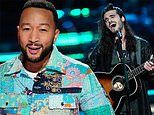 The Voice: John Legend uses steal to keep David Vogel after his unique cover of Lose You To Love Me