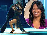 Strictly's Ranvir Singh admits she got VERY close toGiovanni Pernice during their tango