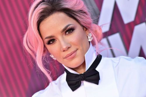 Halsey has existential crisis over Miley Cyrus' Ashley O Black Mirror character