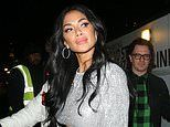 Nicole Scherzinger 'secretly dating X Factor: Celebrity hunk Thom Evans'