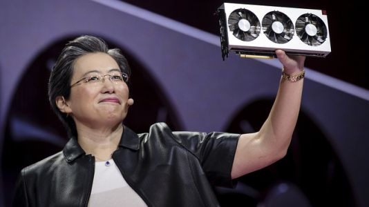 AMD Radeon RX 6700 XT graphics card images may have leaked ahead of launch event