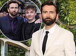 David Tennant reveals he and wife Georgia were worried son Ty would be 'rubbish' at acting