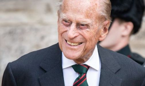 Prince Philip 'amused' as Palace's special code for him and Queen mirrors old nickname