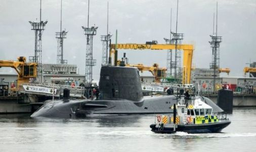 UK's nuclear defence on brink as Royal Navy faces being 'crippled' by industrial action