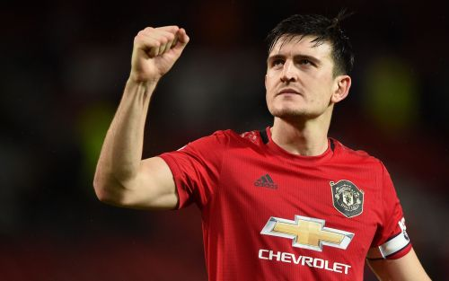 Manchester United hand Harry Maguire captain's armband as Ashley Young finalises move to Inter Milan