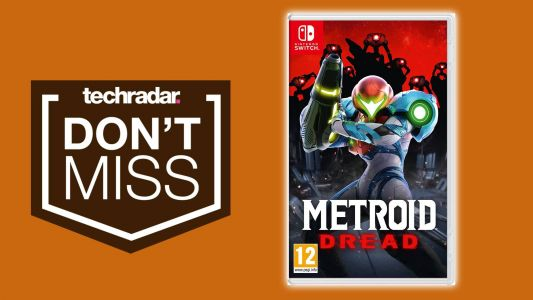 This amazing, cheap Metroid Dread deal must be an anomaly - and sadly it was