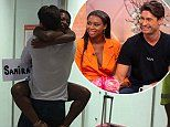Love Island's Frankie 'told friends he was not that into Samira' hours before she left the villa
