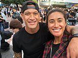 Israel Folau's unusual upbringing and life in ' TeamJesus with wife Maria