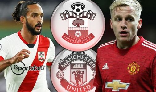 Southampton vs Man Utd LIVE: Confirmed team news and Premier League score updates