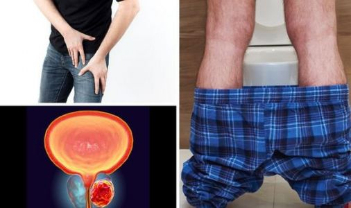 Prostate cancer symptoms: Pain in the pelvis may be a sign of the disease