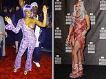 FEMAIL rounds up the most iconic MTV Video Music Award looks of all time