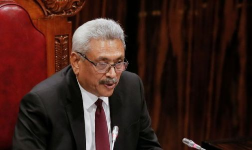 Sri Lankan president admits more than 20,000 war-missing are dead
