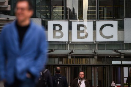 BBC says government plans could reduce its budget by £300 million