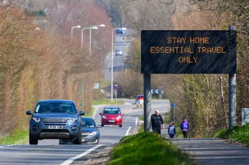 People with second homes who travel over Easter will be fined, police warn