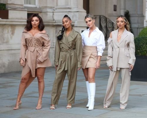 Jesy Nelson Compares Life In Little Mix To A 'Machine' But Heaps Praise On Bandmates