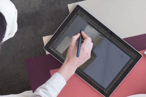 Microsoft might launch a new Surface Pen with wireless charging next month