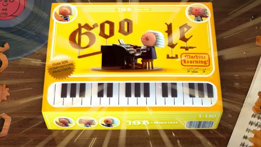 This fun Google Doodle uses AI to match your custom tune to the style of Bach
