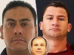 El Chapo's two underlings, including a former cop, found guilty in Texas court