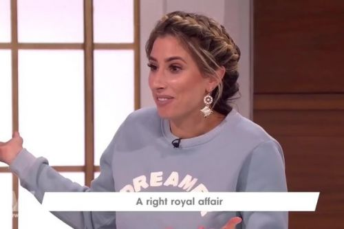 Stacey Solomon criticises the Royal Family in resurfaced Loose Women clip