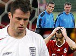 Jamie Carragher opens up on the spitting shame that 'knocked me for six months'