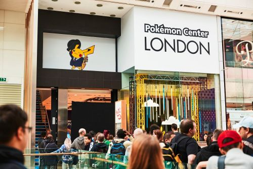 Pokémon Center store to reopen in London - but it's still not permanent