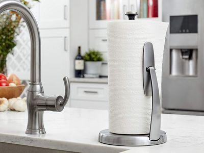 The best paper towel holders