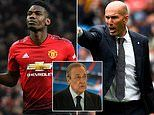 Paul Pogba saying he wants to leave Man Utd is first step in Real Madrid move